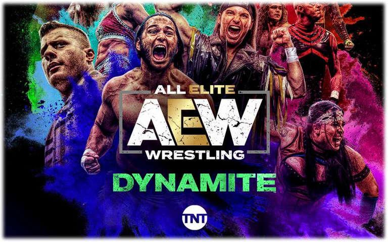 """Resultado de imagem para all elite wrestling dynamite"""""""
